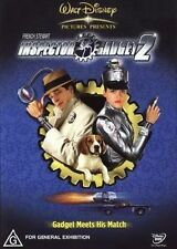 DVD INSPECTOR GADGET 2 LIKE NEW CONDITION FREE FAST POSTAGE R4