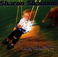 Sharon Shannon - Each Little Thing / GRAPEVINE RECORDS CD 1997