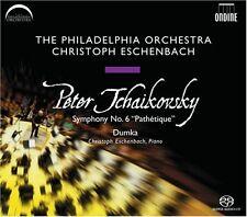Sym 6/Pathetique - B. Tchaikovsky (2008, SACD NIEUW) Sacd