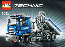 LEGO Technic 8052 Container Camion mit Power Funzione