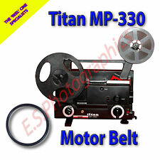 Titan MP-330 Dual 8mm Cine Projector Belt (Main Motor Belt)