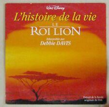 Walt Disney CD's Le roi lion Debbie Davis 1994