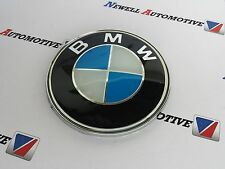 BMW 74mm Bonnet Boot Badge Emblem Roundel E30 E36 E46 3 5 7 X Series