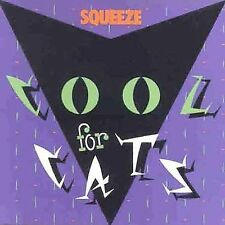 Squeeze: Cool for Cats  Audio Cassette