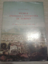 Riccardo Gervasio - STORIA ANEDDOTICA DESCRITTIVA DI TORINO - 1974