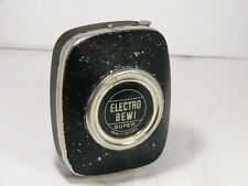 Exposure Light Meter: Electro Bewi Super, made in Germany