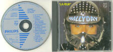 JOHNNY HALLYDAY INTROUVABLE CD LA PEUR GERMANY LABEL FLECHE BLEUE