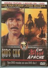 God's Gun / Cry Blood Apache - DVD