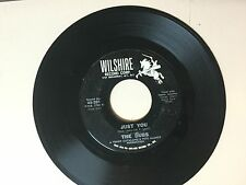 NORTHERN SOUL 45 RPM RECORD - THE DUBS - WILSHIRE 201