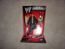 WWE Mattel Elite 9 The Miz MOC Figure, Basic, Flashback, Classic Superstars