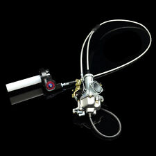 30MM PZ30 Cable Choke Carb Carbrettor + Throttle + Dual Cable For Yamaha TTR250