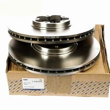 GENUINE FORD TRANSIT Chassis 2.4 TDE 07.01-05.06 125HP FRONT BRAKE DISCS 1738815