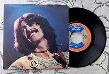 """GEORGE HARRISON / YOU - WORLD OF STONE - 7"""" (Italy 1975)"""