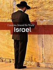 Israel (Countries Around the World),Throp, Claire,New Book mon0000056661