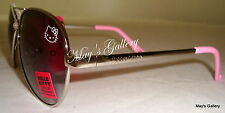 Sanrio Hello Kitty   Sun Glasses Glass SunGlasses Eyewear  Girl  Frame NWT