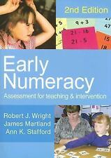 Math Recovery: Early Numeracy : Assessment for Teaching and Intervention by Jame