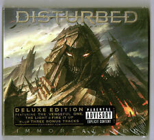 Immortalized [Deluxe Edition] [PA] by Disturbed (CD, Aug-2015, Reprise)