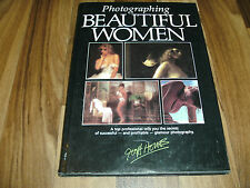 Geoff Howes -- PHOTOGRAPHING BEAUTIFUL WOMEN / a top professional tells you 1986