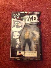 WWE NWO Back & Bad Hollywood Hulk Hogan Action Figure W/ Boa & Belt