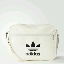 Adidas Originals Messenger Bag Off White/Black
