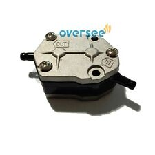 6A0-24410-00 692-24410-00 Fuel Pump for 25HP-85HP Yamaha Tohatsu Suzuki Outboard