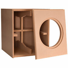 Knock-Down MDF 2.0 ft³ Subwoofer Cabinet for Da