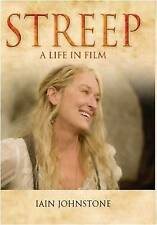 Streep: A Life in Film-ExLibrary