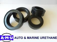 POLYURETHANE COIL SPRING SPACERS Fits Toyota Landcruiser 80/100/105 Series  50mm