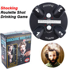 Electric Shock Game Shocking Shot Shocking Roulette Shot Reloaded Fun Party Game