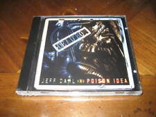 Jeff DAHL & Poison Idea - Dead Boy CD - Alternative Punk Rock