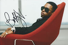 Bobby V Valentino Signed 4x6 Photo R&B Peach Moon Special Occasion Slow Down