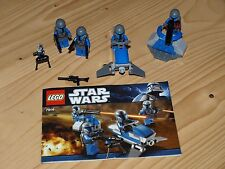 Mandalorian Trooper Battlepack Star Wars Set 7914 mit Minifiguren !