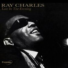RAY CHARLES - LATE IN THE EVENING   CD NEU