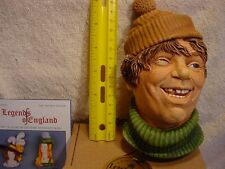 NOS Legends Deckhand #70 Made in England Nautical F Wright Bossons Chalkware