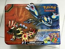 POKEMON ENGLISH EDITION RARE 2014 COLLECTORS LUNCH BOX TIN # 10945 F/S LAST ONE