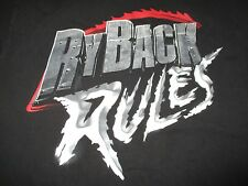 "Wrestling WWE RYBACK ""RULES"" (SM) Shirt"