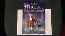 2004 WOLFGANG AMADEUS MOZART ACTION FIGURE By Accoutrements NEW IN PACKAGE