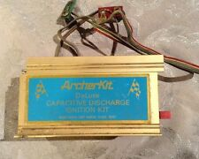 Vintage ArcherKit Deluxe Capacitive Discharge Ignition Kit Radio Shack