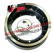 CERCLE TUBELESS DÉCOMPOSABLE NOIR 3-50-10 VESPA 180 200 RALLYE - 125 150 200 PX