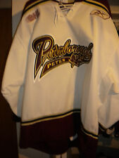 2008-2009 OHL CHL  PETERBOROUGH PETES BRAD GEHL GAME WORN HOCKEY JERSEY