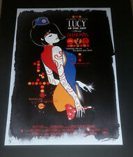 Lucy in the Sky with Diamonds Sean D'Anconia Art Print Movie Poster Beatles Art