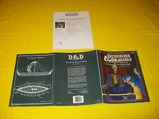 X13 CROWN OF ANCIENT GLORY DUNGEONS & DRAGONS TSR 9218 2 EXPERT/COMPANION MODULE