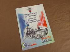 Guerre 39/45 : LIBERATION DE PARIS 60e anniversaire SOULEVEMENT PREF. DE POLICE