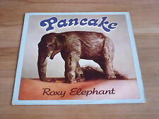LP   PANCAKE  -  ROXY ELEPHANT    BLUBBER LIPS  RECORDS