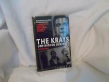 Krays Unfinished Business A Sensational Story of East End Murder & Betrayal