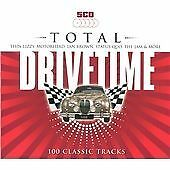 Various Artists - Total Drivetime (2010) 5 cd set New  thin lizzy , the mission