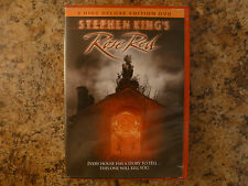 STEPHEN KING'S ROSE RED DVD 2 DISC DELUXE EDITION RARE ORIGINAL RED CASE OOP