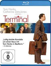 TERMINAL   BLU-RAY NEU TOM HANKS/CATHERINE ZETA-JONES/DIEGO LUNA/+
