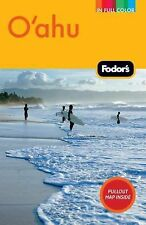 Fodor's Oahu, 3rd Edition: with Honolulu, Waikiki, and the North Shore (Full-col