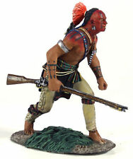 BRITAINS SOLDIERS 16012 - Eastern Woodland Indian Crouching Advancing